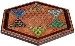 Halma Marble Game Set