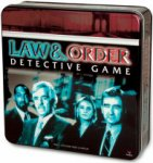 Law and Order Board Game Tin