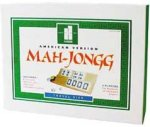 Mah Jongg Travel Tile Game Set