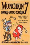 Munchkin 7 - More Good Cards