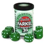 Pocket Farkel Miniature Set