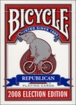 Political Playing Cards - Republican