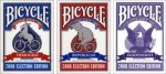Political Playing Cards (Democrat, Republican, Independent)