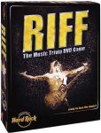 Riff Music Trivia DVD Game