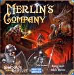 Shadows Over Camelot - Merlin's Company Expansion