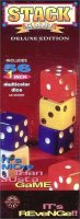 Stack Giant Dice Deluxe (Blue, Red, Yellow, White Dice)