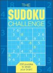 The Sudoku Challenge : 200 Puzzles to Strain Your Brain!