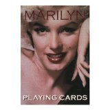 Marilyn Monroe Playing Cards