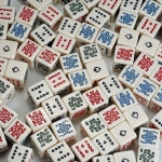 100-Pack Poker Dice Set