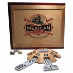 Front Porch Classics - Mexican Train Dominoes