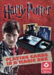 Harry Potter Playing Cards In Magic Box