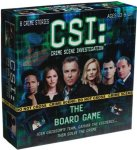 CSI: Crime Scene Investigation - The Board Game