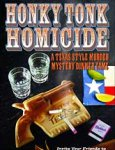 Murder Mystery Party - Honky Tonk Homicide