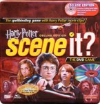 Scene It - Deluxe Harry Potter Tin Edition