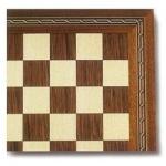 Mosaic Hardwood Chessboard (17.5 inch)