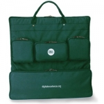 DGT ChessBoard Custom Carrying Case - Green