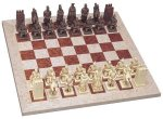 Chinese Qin Chess Set