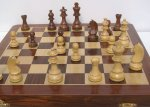 Complete Staunton Chess Set
