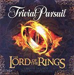 Trivial Pursuit Lord Of The Rings Movie Trilogy Edition