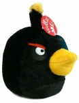 Angry Birds Plush - Black