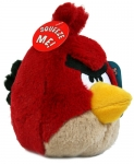 Angry Birds Plush - Red