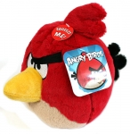 Angry Birds Plush - Large Red