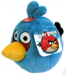Angry Birds Plush - Large Blue