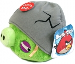 Angry Birds Plush - Large Helmet Pig