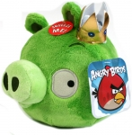 Angry Birds Plush - Large King Pig