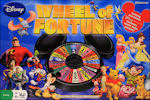 Wheel Of Fortune Disney Edition