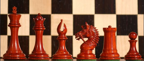 The New American Staunton Chess Set