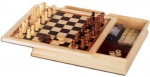 6-in-1 Combination Game Set