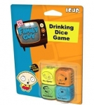 Family Guy Drinking Dice Game