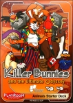 Killer Bunnies and The Ultimate Odyssey: Animals Starter Deck