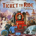 Ticket To Ride - Asia & Legendary Asia Expansion