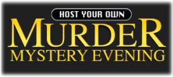 Host Your Own Murder Mystery Evening
