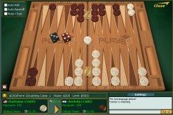 Skill Backgammon