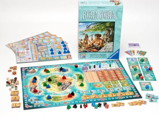 Bora Bora Components