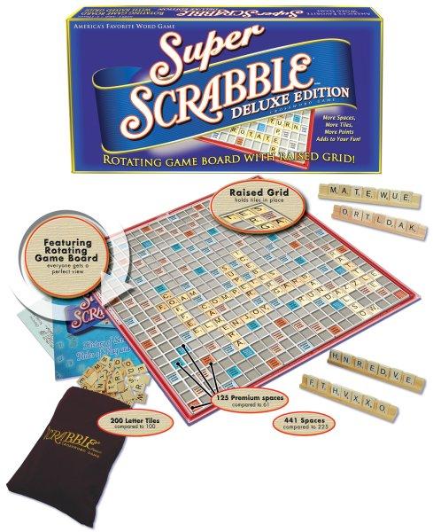 Super Scrabble Deluxe