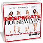 Desperate Housewives - Mysteries of Wisteria Lane Board Game Tin