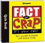 Fact or Crap Quiz Book