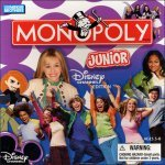 Monopoly Junior - Disney Channel Edition