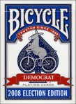 Political Playing Cards - Democrat