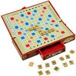 Scrabble Keychain Game