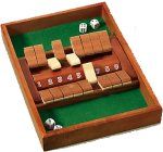 Shut The Box - Double-Player Edition