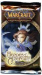 World of Warcraft Heroes of Azeroth Booster Deck