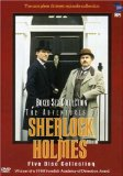 The Adventures of Sherlock Holmes (Boxed Set Collection) (1985)