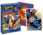 Superman Collectibles Poker Playing Cards - The Comic Deck