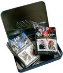 James Bond 007 Playing Cards Tin