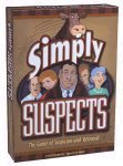 Simply Suspects -The Game Of Suspicion and Betrayal